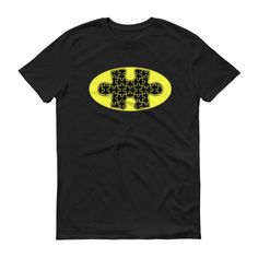 Men's Autism Super Hero - Autism Awareness Product T-Shirt