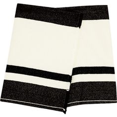 Isabel Marant Adelaide wool-blend wrap mini skirt (3.094.010 IDR) ❤ liked on Polyvore featuring skirts, mini skirts, bottoms, isabel marant, white, wool blend skirt, short wrap skirt, short white skirt and wrap skirt