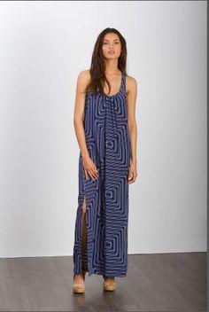 Amanda Uprichard Racer Maxi Dress by Amanda Uprichard | punchboutique.com