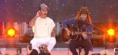 """Justin Bieber faz performance acústica da faixa """"Love Yourself"""" no """"The Ellen Show"""" #Apresentadora, #EdSheeran, #JustinBieber, #Novo, #Pop, #Programa, #Show http://popzone.tv/2015/11/justin-bieber-faz-performance-acustica-da-faixa-love-yourself-no-the-ellen-show/"""