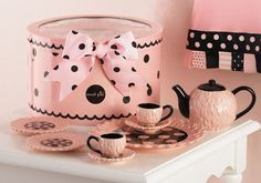 Perfectly Princess Tea Set for me and Riley Grace!
