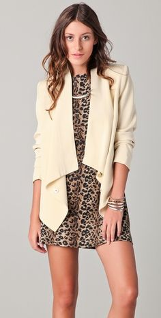 Love this Pencey blazer...