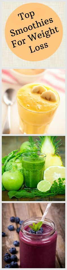 The top smoothie recipes for weight loss recommended by Dr. Oz. Try them out now