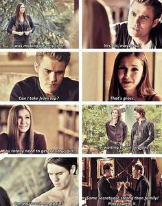 tvd s4 bloopers