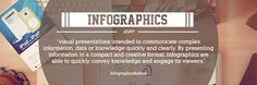 What are infographics? #Infographic #quote | Created by @Piktochart designers
