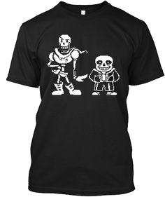 Under-tale Funny T Shirt(Medium,Black). Made and Sell by T-H NOVELTY, Professionally custom printed and shipped from USA. Buyers should be aware of other sellers who does not ship from US. 6.1-ounce, 100% cotton. Double-needle neck, sleeves and hem; Roomy Unisex Fit. Made by Gildan®. undertale asriel shirt, undertale game tshirt, undertale determination tshirt, undertale human tshirt, undertale tshirt prime,2 Characters RPG Retro 8-Bit Pixel T-Shirt - Unisex T-Shirt.
