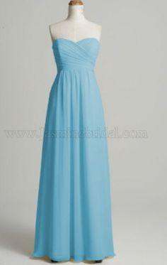 Bridesmaids dress color