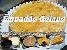 Como fazer o Delicioso Empadão Goiano de Frango!!