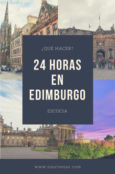 Que ver en Edimburgo en un día, cuales son los imprescindibles de la Capital Escocesa. Viajar a Edimburgo #Edimburgo #Escocia