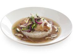 Wagamama's Chicken Tama Rice | Recipe here: http://elperal.wordpress.com/2010/04/09/chicken-tama-rice
