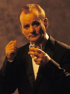 For relaxing times, make it Suntory time. Lost in Translation
