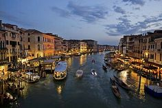Grand Canal #Italy