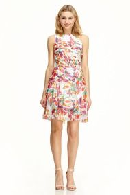 Maggy London - Floral dresses for work and day occasions.