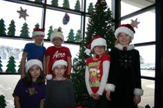 When Troop 34649 heard that a classmate in their school didn't have a Christmas tree, they sprung into action. They reached into their pockets and found money for not only a tree but also some presents for each family member.