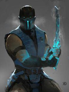 Noob Saibot, Sub Zero, Mortal Kombat, Scorpion, Tmnt, Rogues, Short Stories, Aliens, Comic Book