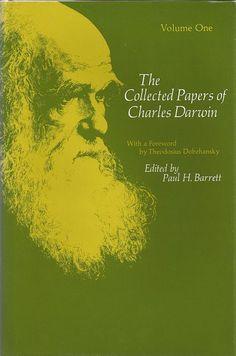 Charles darwin essay