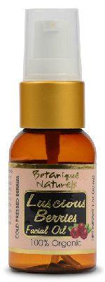 Rejuva Minerals Organic Luscious Berries Facial Oil. #NaturalBeauty Face Oils