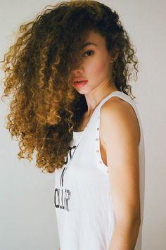 natural curls <3 curly hair