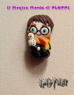 Harry Potter fimo by MagicoMondoDiPLOPPI.deviantart.com on @deviantART