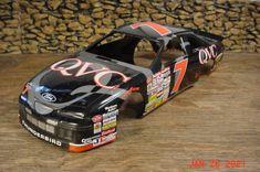 Thunderbird #7 QVC Geoff Bodine NASCAR Model Kit BODY ONLY 1/24 1/25 #UnknownQsD Model Kits, Qvc, Nascar, Ebay