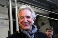Today is two months since you've left us. The world will never be the same without you. Missing you every single day...RIP Alan Rickman, an immensely talented man with the most beautiful soul ❤