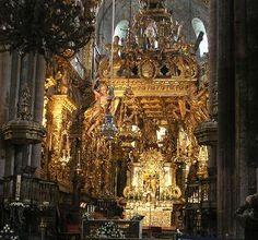 Catedral Santiago de Compostela,Galicia, Spain