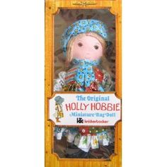 I still have my Holly Hobbie doll. Although she is also missing her hat. Lol
