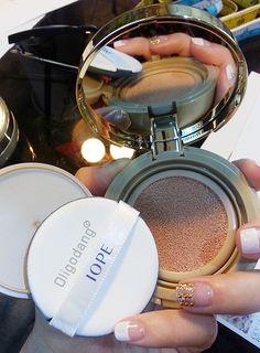 #oligodang #cosmetic #makeup #hair #K-beauty 올리고당 메이크업 2014년 최신상 아이오페 에어쿠션 RX