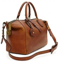 Designer Handbags Kate Spade Westward Leather Adventurer Satchel Fall 2011 Picture