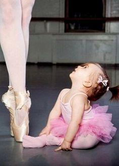 Cute Ballet Baby..!