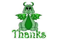 Thank you to Dragon Marshmellow!