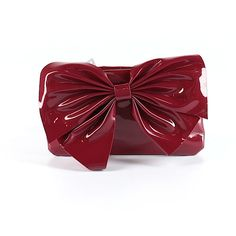 Pre-owned Nordstrom Makeup Bag Size 00: Burgundy Women's Clothing ($33) ❤ liked on Polyvore featuring burgundy