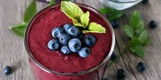 If you haven't tried combining blueberries and chocolate try it in this recipe for Dark Blue Moon Shakeology.