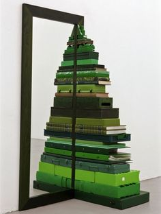 Merry Mirror by Michael Johansson..  we're gearing up for our xmas board  2012 addition..