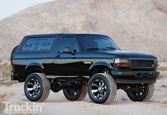 How my Bronco will look one day.