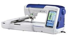 The best embroidery machine I have ever owned.