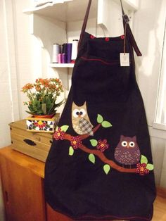 Glorious All Time Favorite Sewing Projects Ideas. All Time Favorite Top Sewing Projects Ideas. Sewing Aprons, Sewing Box, Sewing Clothes, Fabric Crafts, Sewing Crafts, Sewing Projects, Apron Pattern Free, Country Quilts, Creation Couture