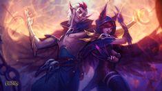Rakan / Xayah - League of Legends by Daryoz