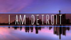 I AM DETROIT! Check out www.iamdetroitclothing.com and get 20% off with promo code: pindetroit
