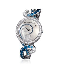 High Jewelry Collection | ... clip Chevaux de Neptune bracelet Atlantide High Jewelry timepiece