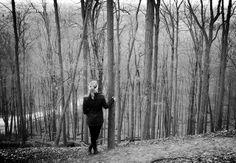 hiking at brock university