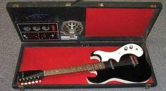 Silvertone guitar - Google 検索