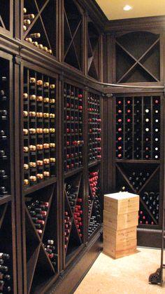 Shipping Wine To Canada Wine Cellar Basement, Home Wine Cellars, Wine Cellar Design, Basement Inspiration, Bottle Rack, Wine Collection, Wine Storage, Wine Shelves, Italian Wine