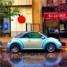 Volkswagen New Beetle, en Manhattan