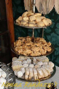 Dessert Tier Stand - Wedding Dessert Table