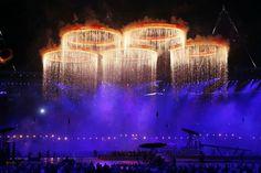 La ceremonia inaugural de Londres 2012