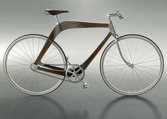 自転車に木造建築の技術が組み込まれたんだって