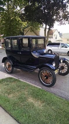 1923 Ford Model T Four door