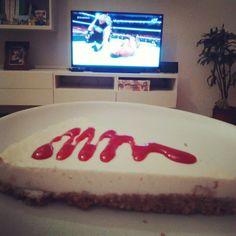 #Cheesecake  #WrestleMania