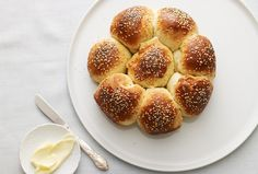 Jamie Geller's Challah Recipe - the foundation of many challah variations.